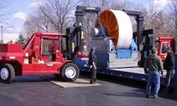 Rigging Services Detroit | Southeast, MI | 248.478.63563 - riggingandmachinery