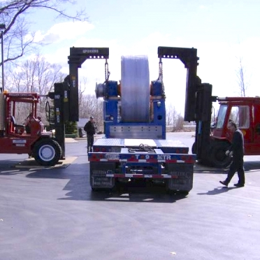 Industrial Rigging Southeast MI - Machinery Moving - Precision Installation - dyno_home_square